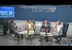 """Руководитель проекта направления """"Городское хозяйство"""" Игорь Коелсников"""